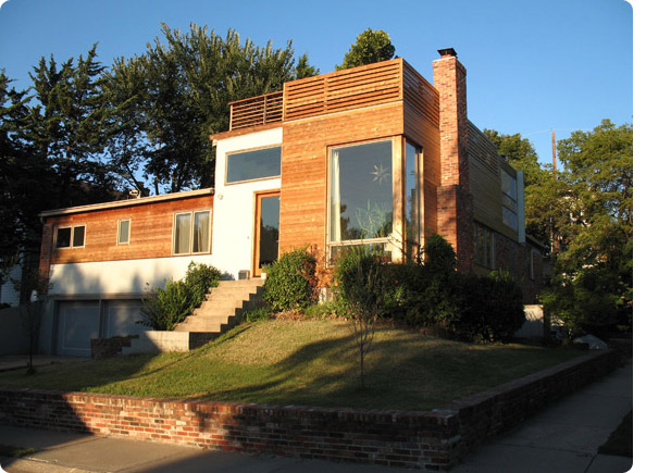 Contemporary House Kansas City